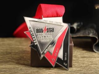 "Медаль ""Finisher Iron Star"""