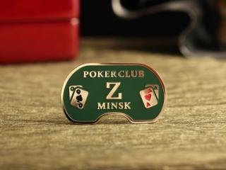 "Значок ""Poker club"""